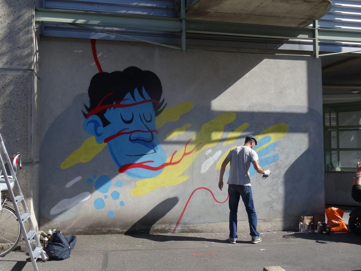 Retour sur le Montreuil street art festival 2015 #MSAFEST15