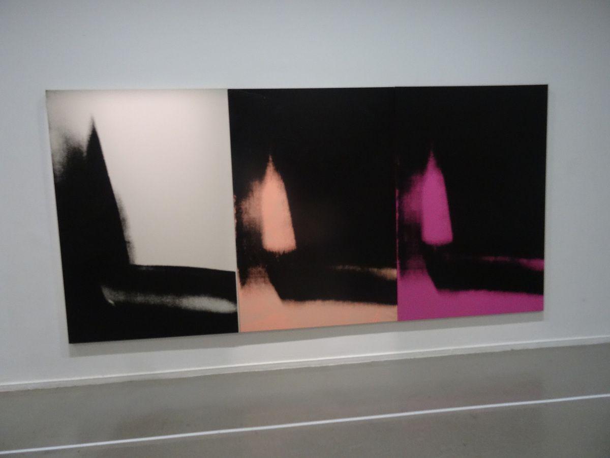 Exposition Warhol Unlimited au Musée d'art moderne