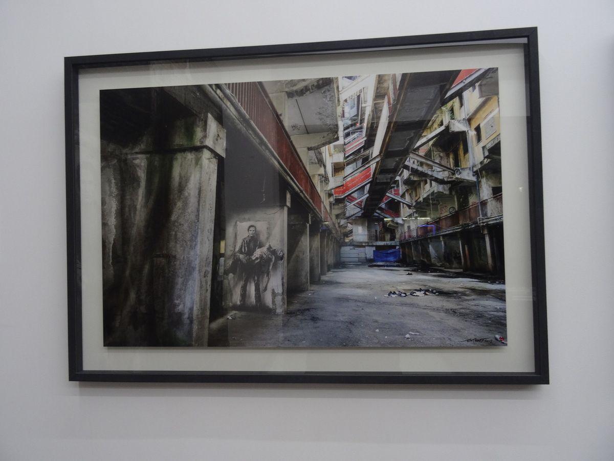 Ernest Pignon-Ernest à la galerie Openspace