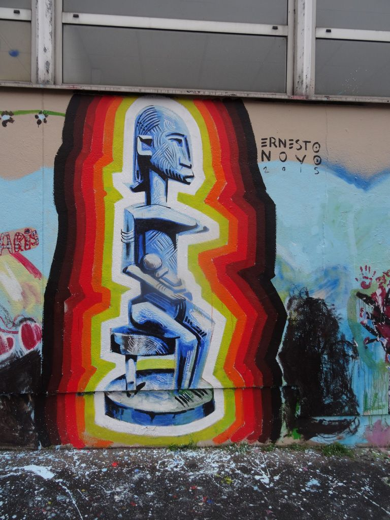 Fresque rue Alibert