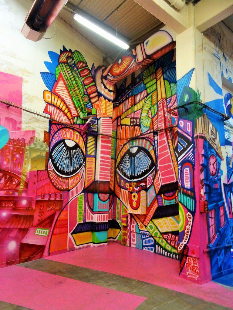 Rétrospective street art 2015