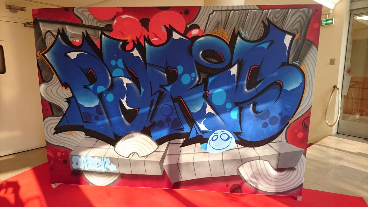 """""""Art urbain"""", exposition street art à l'Alliance française"""