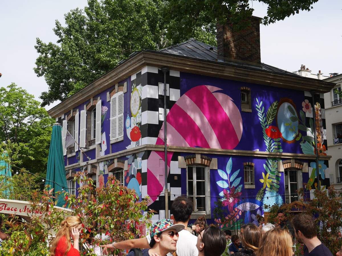Retour sur le Festiwall 2016, du street art au fil de l'eau