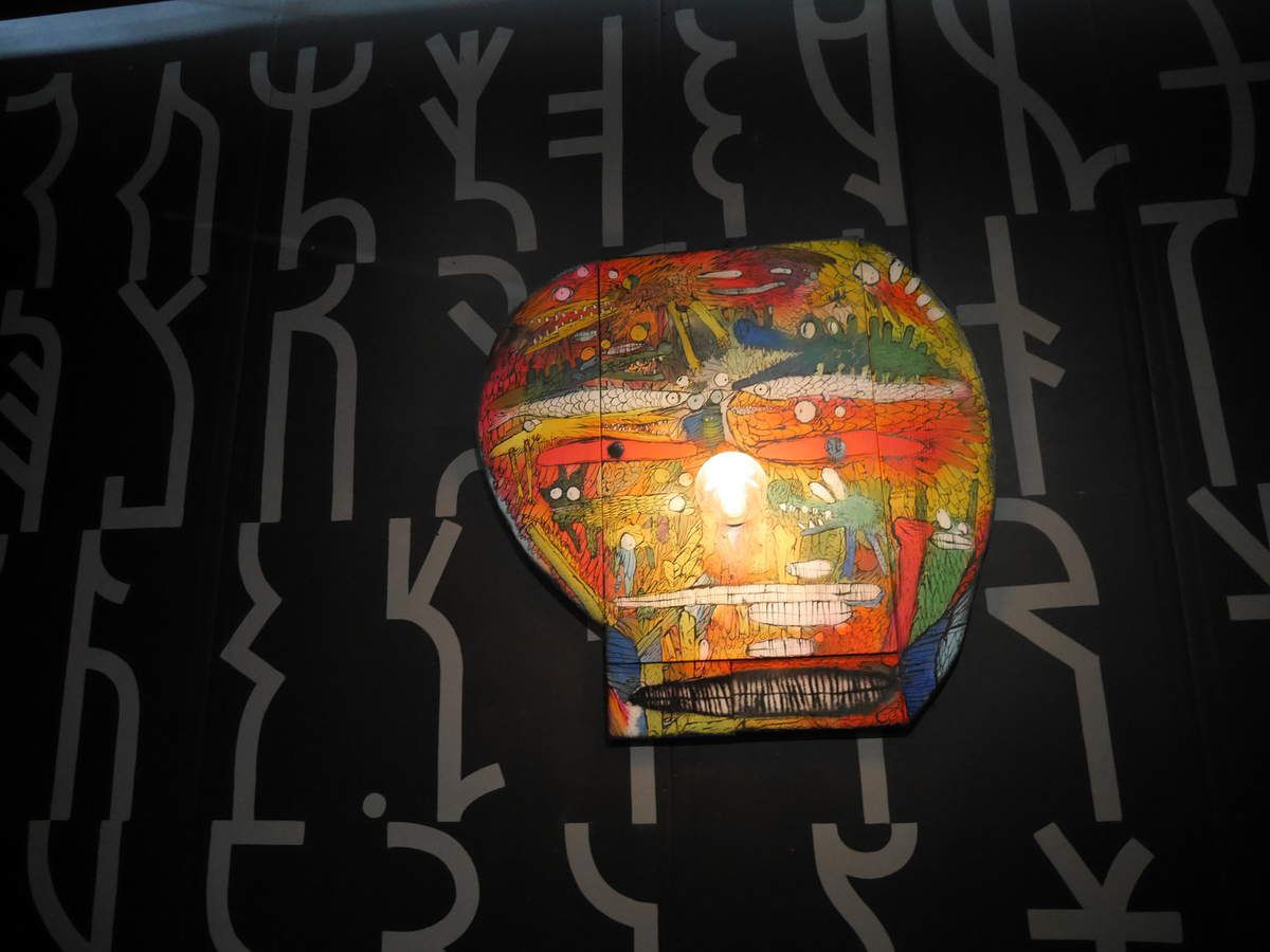 Le grand 8 - La réserve Malakoff: exposition street art