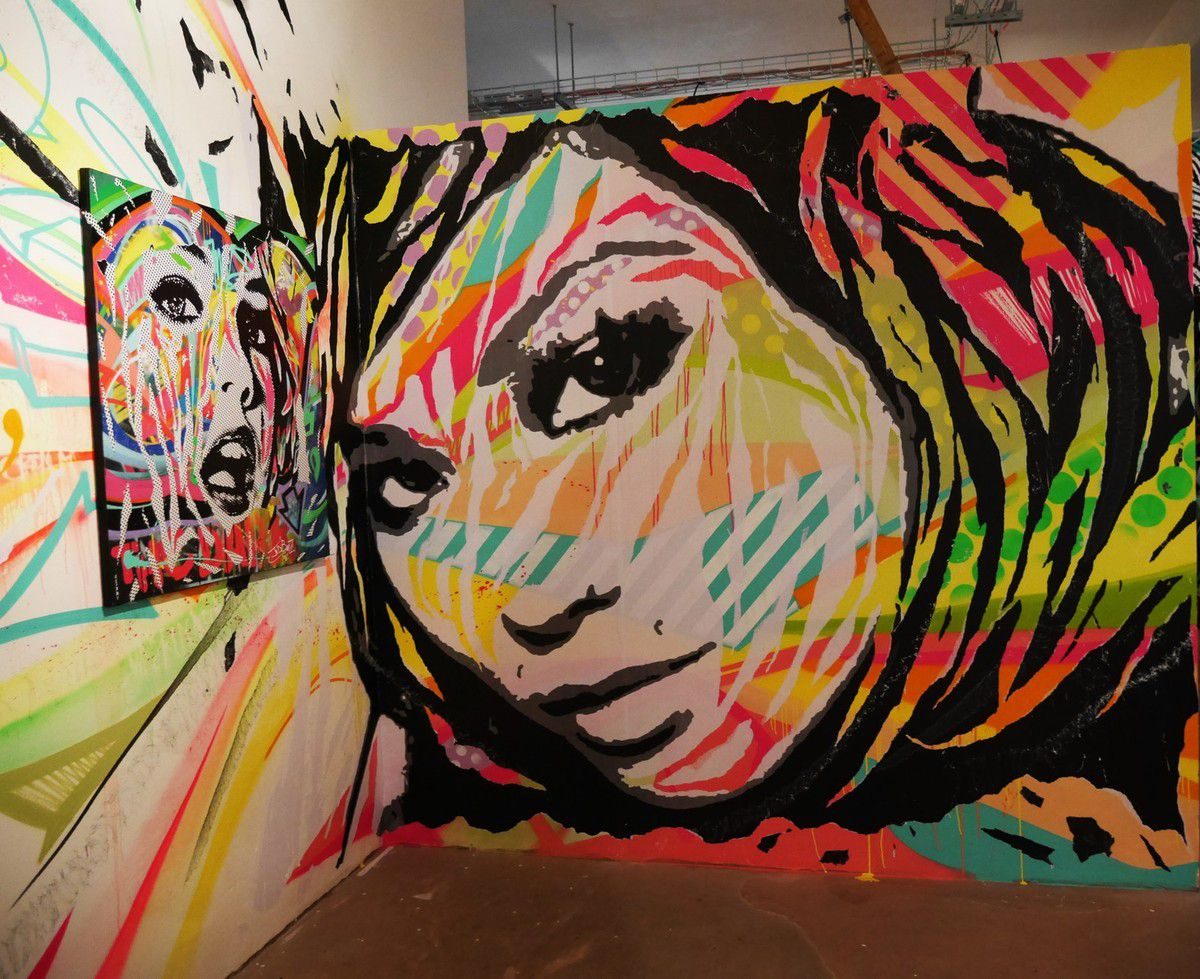 Exposition &quot&#x3B;Artwork&quot&#x3B; à la Manufacture 111
