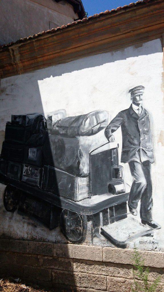 Street art à Ajaccio