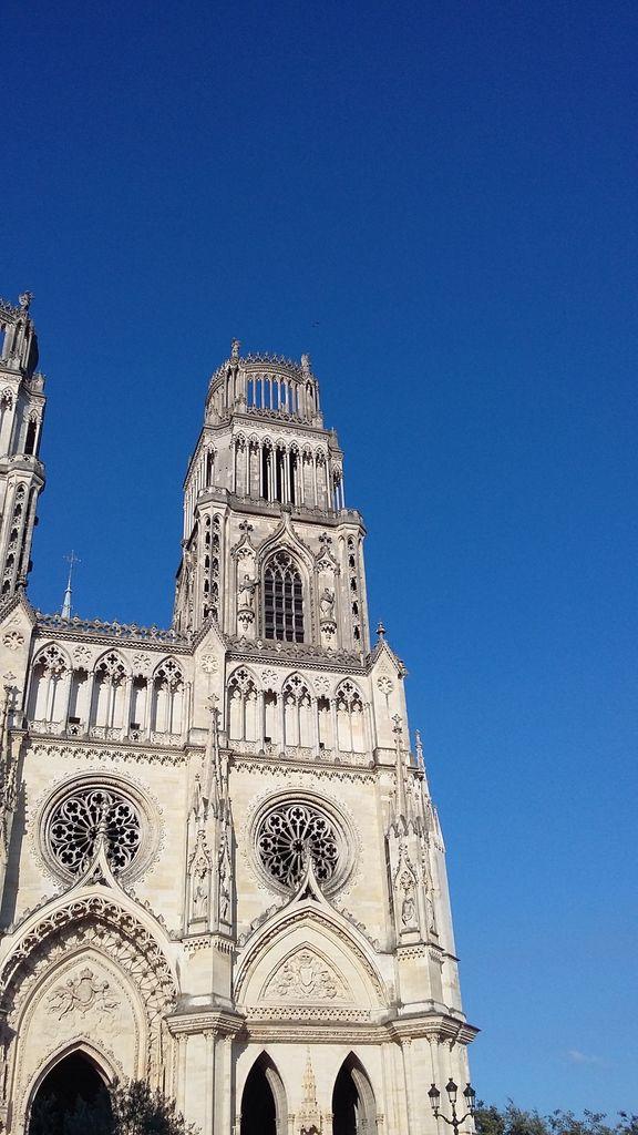 Un mois à Orléans