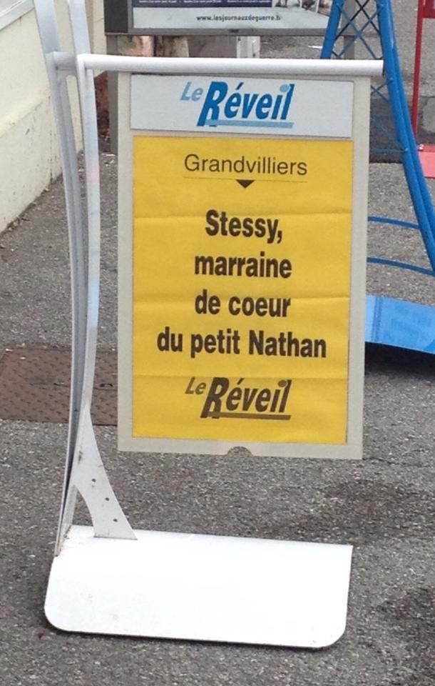 On parle de Nathan, et l'opération en Picardie