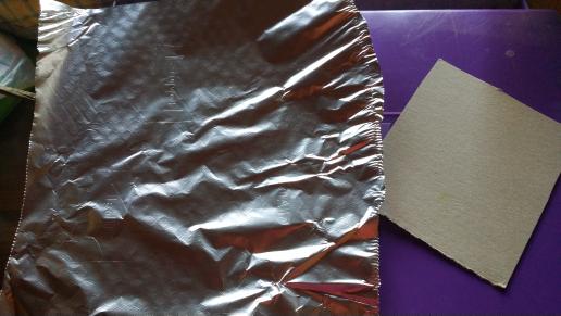 Tableau sur aluminium