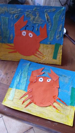Activité du crabe