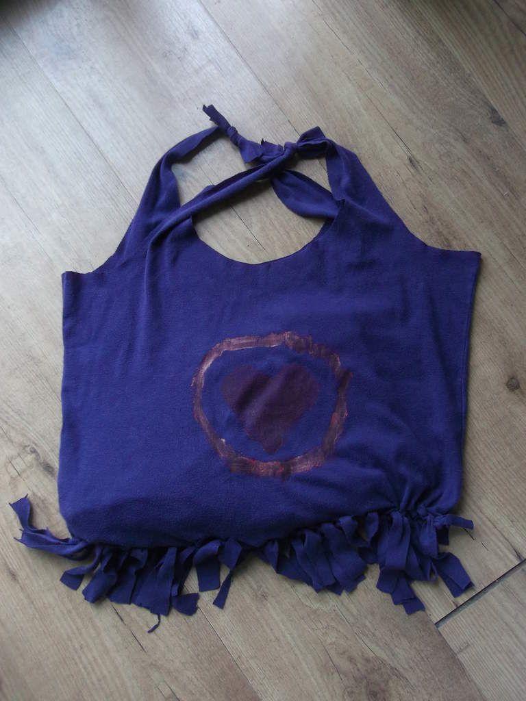un t-shirt...un sac ?