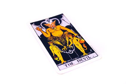 Arcane XV Le Diable