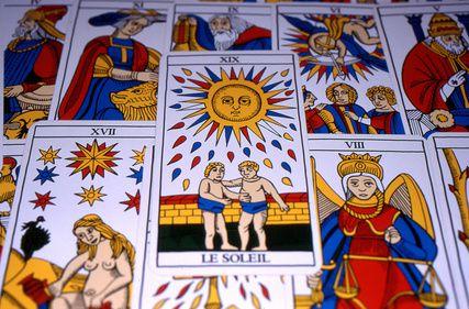 Arcane XIX Le soleil
