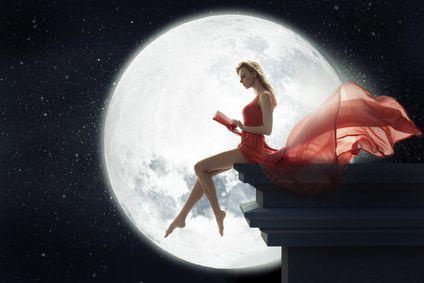 Pleine lune du 29 aout  et fée marraine