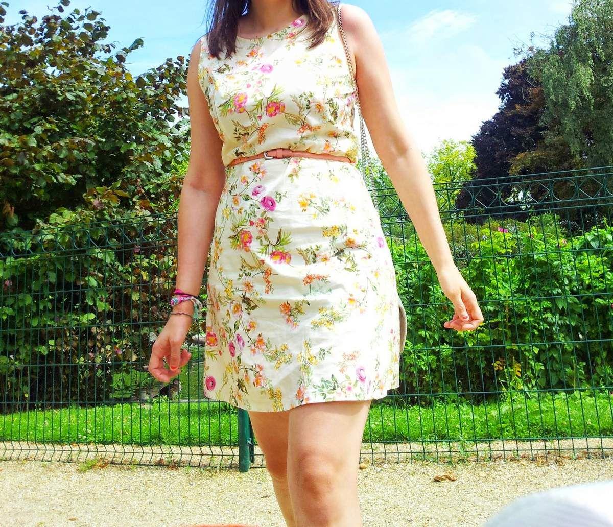 Petite robe fraîche