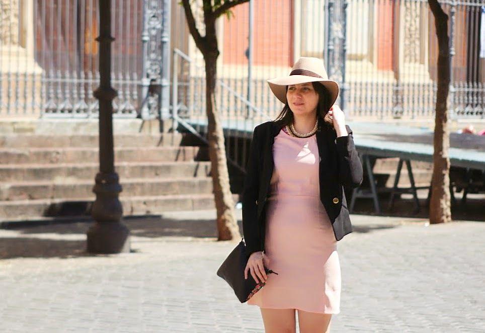 Une Robe Rose Pale Pour Le Printemps Beaumaispascher Blog Mode