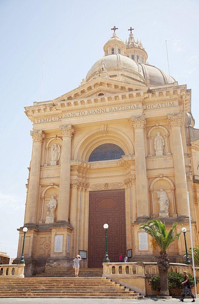 L'église Saint-Jean-Baptiste