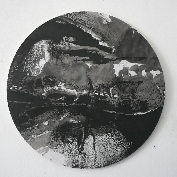 exposition Paule Riché , Elisabeth Gérony ..28  aout 2015