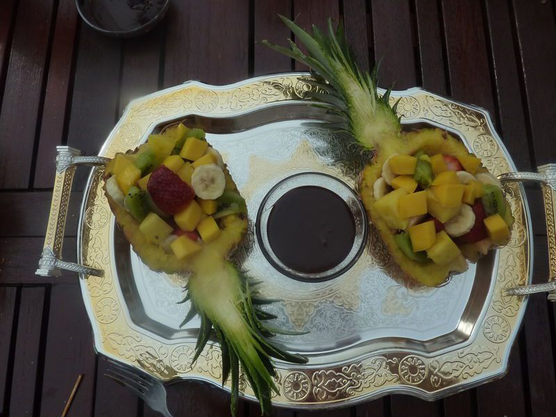 decoration salade de fruit