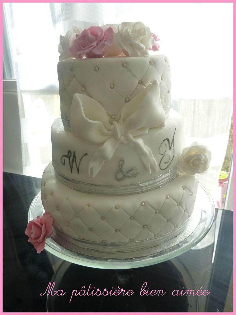 Tout Pour Le Wedding Cake