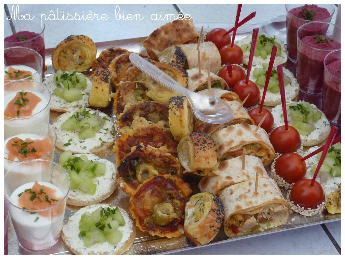 Recettes entr es originales for Entrees festives faciles