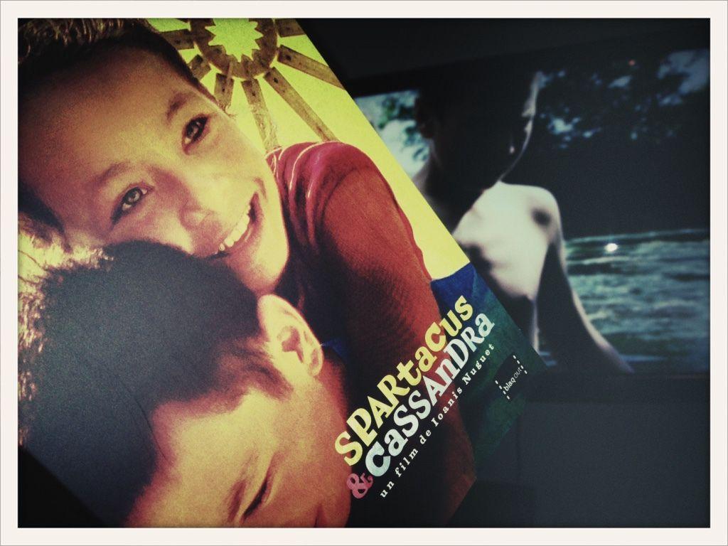 Sortie de Spartacus et Cassandra en DVD.