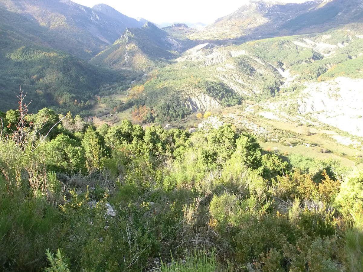 Chronique alpine, une journée un peu décevante, 11 novembre 2011