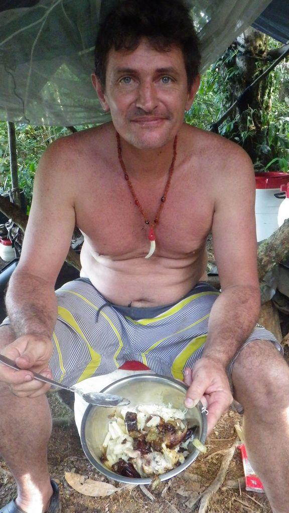 Chroniques guyanaises, première chasse en forêt, 5 mars 2016
