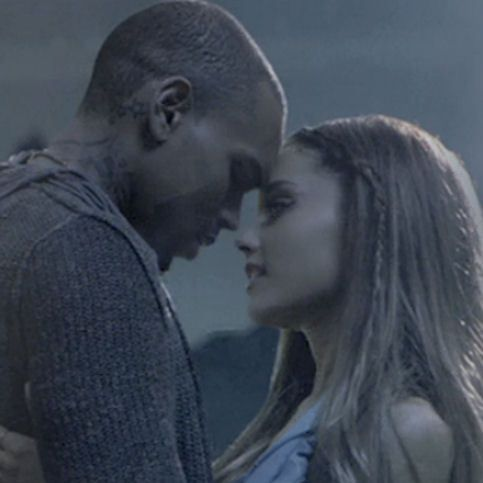 CHRIS BROWN ft. ARIANA GRANDE : « Don't Be Gone Too Long »