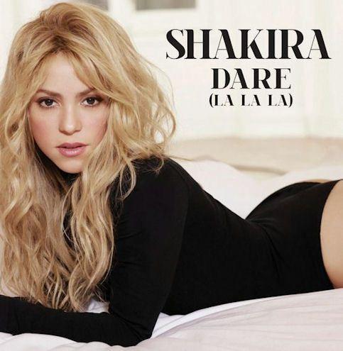 SHAKIRA « Dare (La La La) » (Brazil 2014)