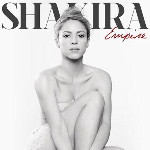 SHAKIRA « Empire »