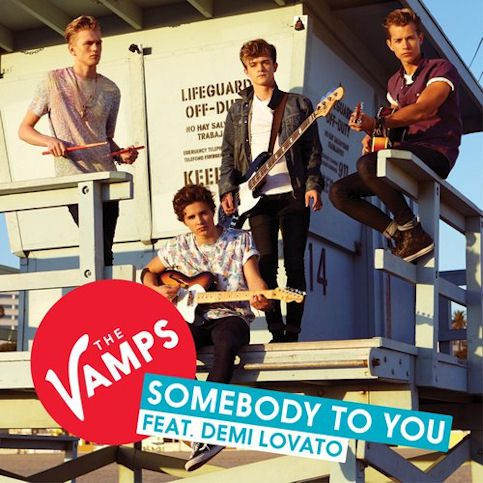 THE VAMPS ft. DEMI LOVATO « Somebody to You »