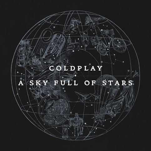 COLDPLAY : « A Sky Full of Stars »
