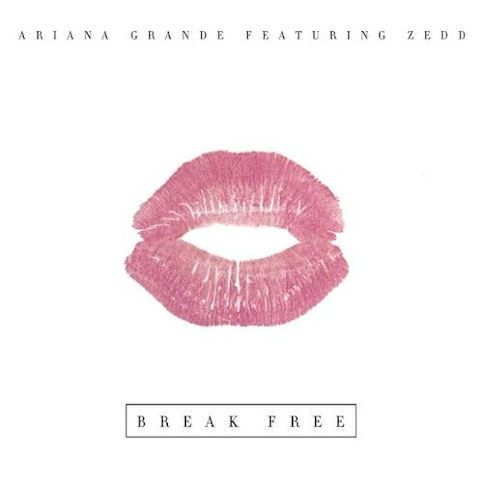 ARIANA GRANDE « BREAK FREE » (lyrics video)