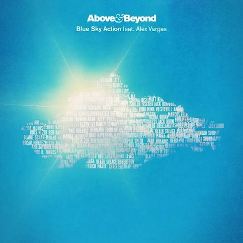 ABOVE &amp&#x3B; BEYOND « Blue Sky Action »‏