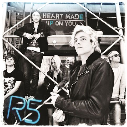R5 « Heart Made Up On You »