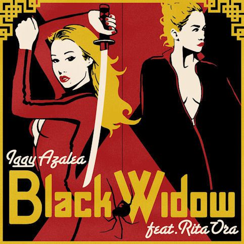 IGGY AZALEA Ft. RITA ORA « Black Widow »