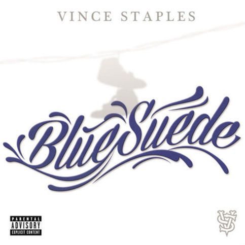 VINCE STAPLES « Blue Suede »