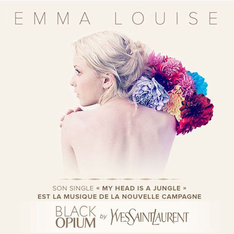 EMMA LOUISE « My Head Is a Jungle »