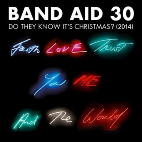 BAND AID 30 « Do They Know It's Chrismas ? »