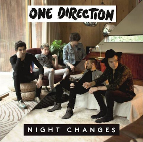 ONE DIRECTION : « Night Changes »