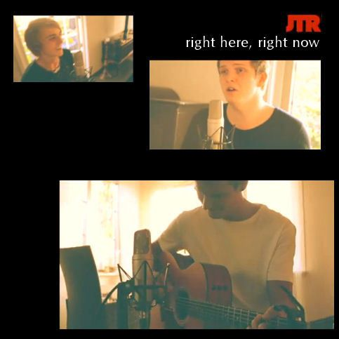 JTR : « Right Here, Right Now »
