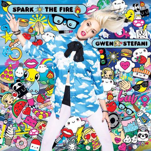GWEN STEFANI « Spark The Fire »