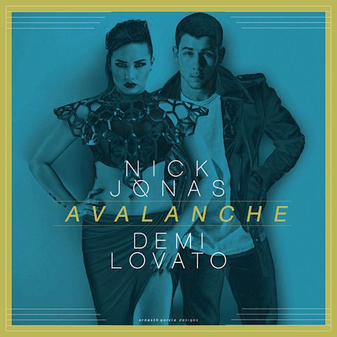 NICK JONAS ft. DEMI LOVATO « Avalanche »