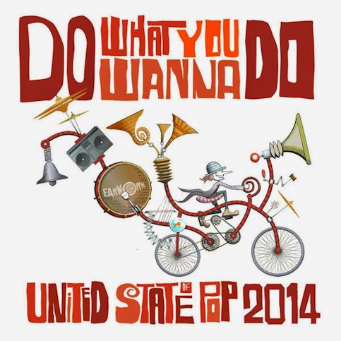 DJ EARWORM : « United State of Pop 2014 (Do What You Wanna Do) »
