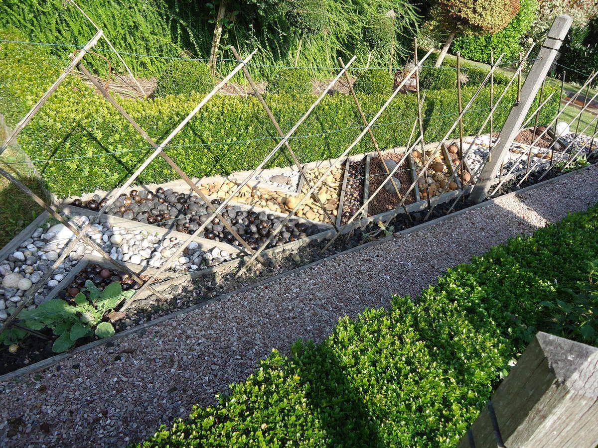 Jardin des Evouettes en haute Savoie (Jouvernex )