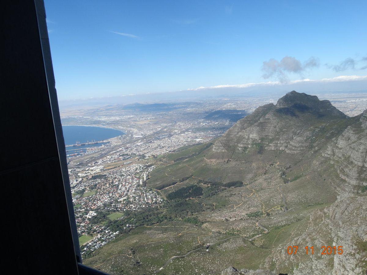 Mon voyage en Afrique du Sud  Nov. 2015 :4eme jour