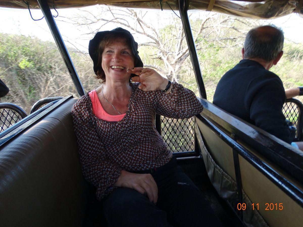 Mon voyage en Afrique du Sud  Nov.2015 :5 e et 6e jour
