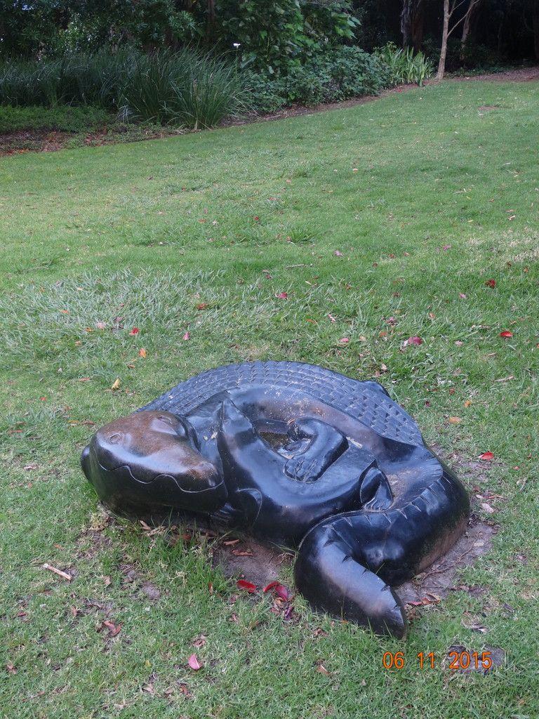 Mon voyage en Afrique du sud :1er , 2e et 3e jour  Novembre 2015 ....