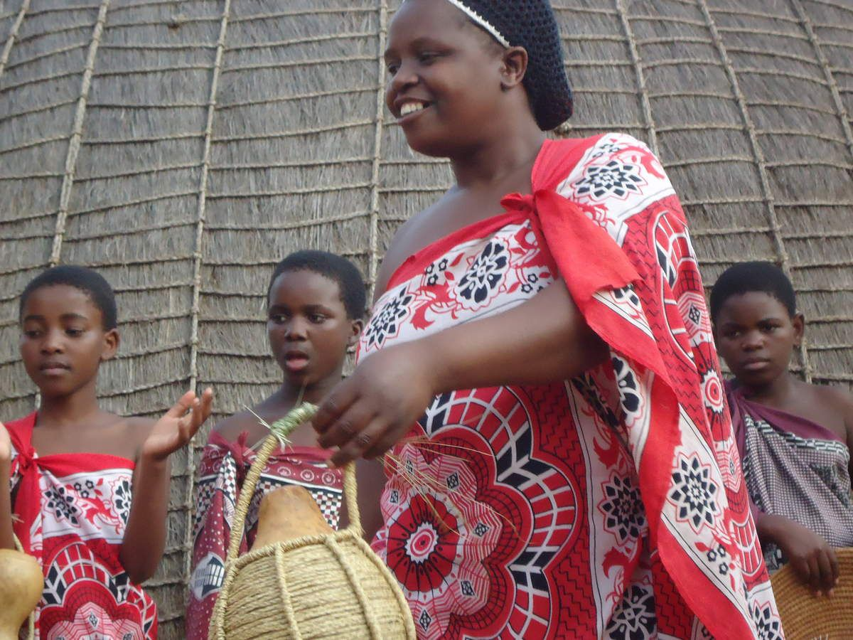 La princesse Nkhosikati et les petits orphelins .....